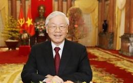 Lời chúc Tết Kỷ Hợi 2019 của Tổng Bí thư, Chủ tịch nước Nguyễn Phú Trọng