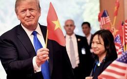 Tổng thống Mỹ Donald Trump đăng clip 'cảm ơn những người Việt Nam tuyệt vời'