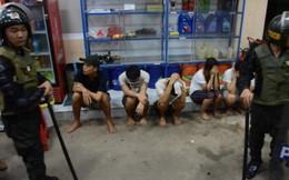 Suốt đêm truy tìm 600 học viên cả nam lẫn nữ trốn trại cai nghiện