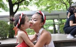 Quá cưng hình ảnh lém lỉnh đáng yêu của con gái Đoan Trang