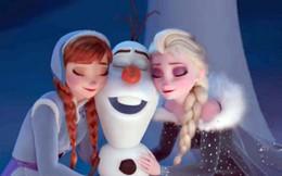 """Frozen"" sắp trở lại với phim ngắn hấp dẫn"