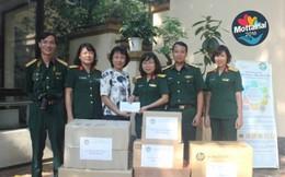 Phụ nữ cơ quan Cục Bản đồ ủng hộ Chương trình Mottainai 2016