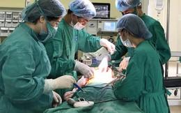 Bị chướng bụng, bé 6 tuổi đi khám thì phát hiện khối u thận 2kg