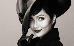Hoa hậu H'Hen Niê hút mắt trong bộ ảnh 'Vẻ đẹp vượt thời gian'