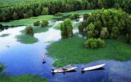 3 nguyên tắc bảo tồn và sử dụng bền vững các vùng đất ngập nước