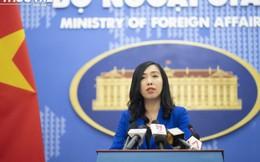 Bộ Ngoại giao: Phát biểu của Thủ tướng Singapore không phản ánh thực tế khách quan lịch sử