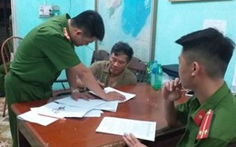 Thái Nguyên: Cựu Phó giám đốc mang dao, súng đến truy sát cả nhà em gái