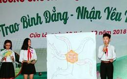 """Nghệ An: Hưởng ứng Ngày Quốc tế trẻ em gái """"Trao bình đẳng - nhận yêu thương"""""""