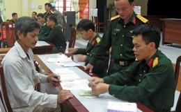 Tăng trợ cấp với quân nhân xuất ngũ