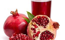 Menu 8 loại nước trái cây giàu chất chống oxy hóa nên uống mỗi ngày