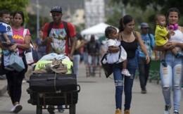 21,9 tỷ đô la giải quyết vấn đề người di cư Venezuela