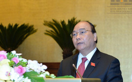 Thủ tướng và 4 trưởng ngành đăng đàn trả lời chất vấn