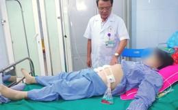 Cứu thành công sản phụ mất 1,5 lít máu vì vỡ tử cung