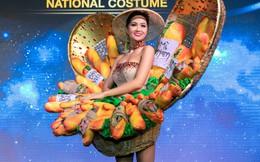 Trang phục 'Bánh mì' của H'Hen Niê có xứng là trang phục dân tộc?