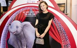 Ca sĩ Văn Mai Hương hồi hộp đi xem phim bom tấn do mình lồng tiếng