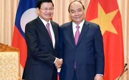 Ký kết nhiều văn bản hợp tác sau Kỳ họp 41 Ủy ban Liên Chính phủ Việt Nam - Lào