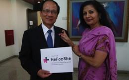 """ASEAN hưởng ứng chiến dịch """"Vì những người phụ nữ quanh ta"""""""