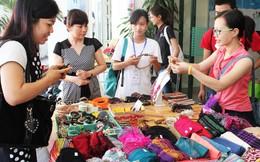 Hội chợ 'Vì sức khỏe của phụ nữ và cộng đồng, an toàn cho phụ nữ và trẻ em'