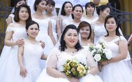 Hà Nội tổ chức đám cưới tập thể cho 41 cặp đôi người khuyết tật