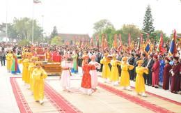 Hơn 800 nghệ nhân, diễn viên tham gia trình diễn Tín ngưỡng thờ Mẫu