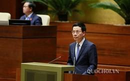 Bộ trưởng Thông tin và Truyền thông: Mạnh tay với tình trạng báo chí 'sáng đăng, trưa gặp, chiều gỡ'