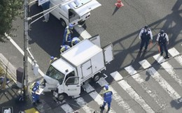 Nhiều người nhập viện sau vụ xe đâm vào nhóm trẻ tại Tokyo