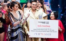 Thanh Hằng khóc khi Mạc Trung Kiên đăng quang The Face Vietnam 2018