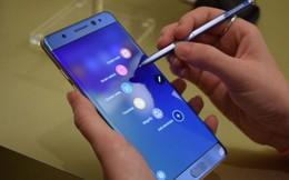 Samsung sắp phải thu hồi Galaxy Note 7 lần thứ hai?