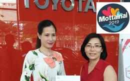 Toyota Phú Mỹ Hưng chia sẻ với trẻ em bị ảnh hưởng bởi tai nạn giao thông