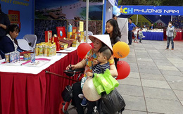 Người Hà Nội hào hứng tham gia Ngày hội vì người tiêu dùng