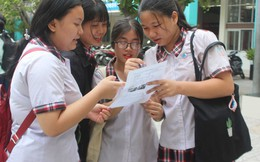 Thi vào lớp 10 TPHCM: Sở GD&ĐT công bố đáp án các môn thi