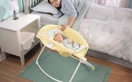 Mỹ khuyến cáo ngừng sử dụng nôi rung Rock 'n Play cho trẻ sơ sinh