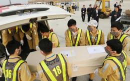 Các nạn nhân bị thiệt mạng trong container ở Anh được đưa về nước