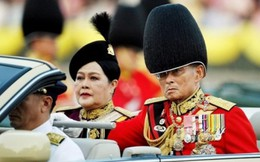 Hoàng hậu Thái Lan phải nhập viện do viêm phổi