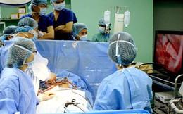 Hà Nội triển khai thành công 2 kỹ thuật mới chữa cho bệnh nhân nữ