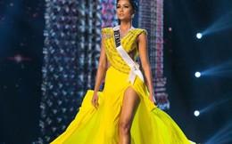 Đầm dạ hội vàng của H'Hen Niê được bình chọn đẹp nhất Hoa hậu Hoàn vũ 10 năm qua