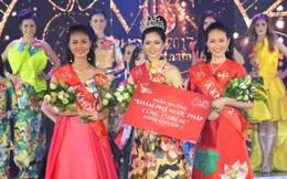Những giải thưởng giá trị của Miss Photo 2017
