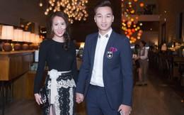 MC Thành Trung và bạn gái 'tay trong tay' đến chung kết The Face