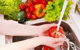 9 loại thực phẩm bạn cần lưu ý khi rửa