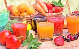 Chọn 8 loại nước ép tự nhiên giúp hồi phục sức khỏe