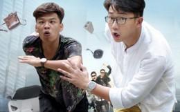 Trung Ruồi và Minh Tít cùng đóng phim hài Tết