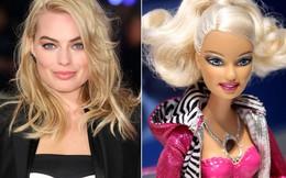 Cô đào Margot Robbie vào vai búp bê Barbie trong bộ phim phiên bản người đầu tiên