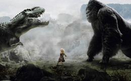 Khen-chê sau khi xem 'Kong: Đảo đầu lâu'
