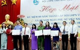 Hội LHPN tỉnh Bình Dương ký kết phối hợp bảo vệ phụ nữ, trẻ em gái
