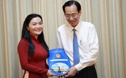 TPHCM: Bổ nhiệm nữ PGS 35 tuổi làm Phó Giám đốc Sở Du lịch