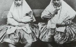 Mỹ nữ trong hậu cung Ba Tư thế kỷ 19 khác xa vẻ đẹp hiện nay