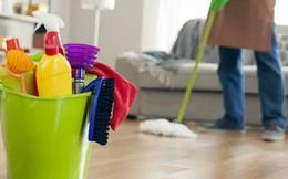 12 mẹo dọn nhà cuối năm tiết kiệm thời gian và tiền bạc