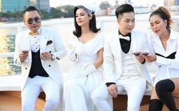 Việt Trinh làm 'cô dâu' của Quách Tuấn Du trong MV mới