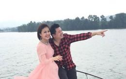 Vợ chồng NSƯT Đăng Dương tình tứ sau 14 năm chung sống