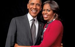 Tổng thống Obama ngọt ngào chúc mừng sinh nhật vợ